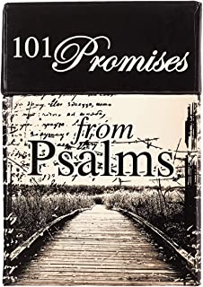 101 Promises from Psalms Cards, A Box of Blessings (Boxes of Blessing)
