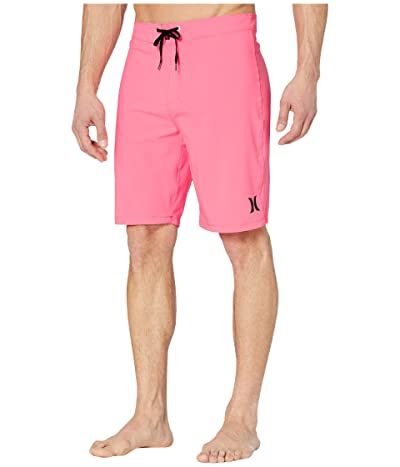 Hurley 20 Phantom One Only Boardshorts (Digital Pink) Men