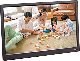 15.6-inch IPS Digital Photo Frame, Ultra-Clear Electronic Photo Album, High-Definition Commercial Advertising Player Digit...