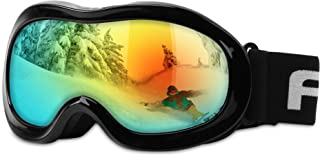 Kids Ski Goggles, Snowboard Goggles – AKASO Snow Goggles for Youth, Kids &..