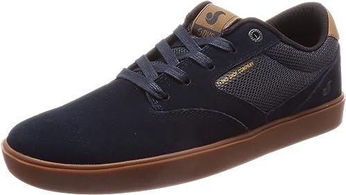 DVS dunkelblau SchwarzPressure SC Plus Schuhe