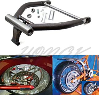HONGK- Right Side Drive RSD Fat Wide Tire Swingarm Kit 280 300 Tire Compatible with Evo Harley Softail [B07BDCGKRX]