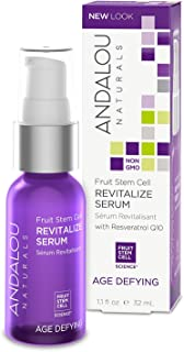 Andalou Naturals Fruit Stem Cell Revitalize Serum, 1.1 Ounce