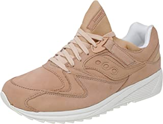 Saucony Men's Grid 8500 Burnished Sneakers, Peach/Pink