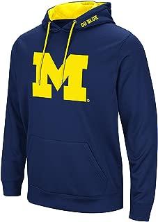 Colosseum Men's NCAA-Elite Zone Pullover Hoodie Sweatshirt