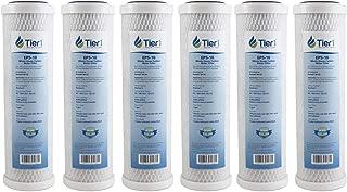 Pentek EPM-20BB Carbon Block Filter Cartridge 20 x 4-5//8 10 Microns 20 x 4-5//8 Pentair Industries