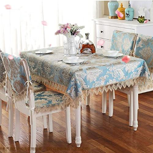 Küchenwäsche europäische Tischdecken Rechteck Tischdecke Tee Tischdecken Exquisite Spitzen Tischdecken ( Größe   130180cm )
