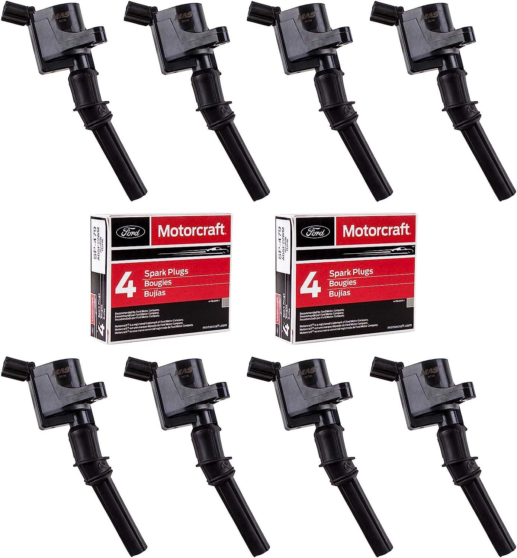 MAS Inventory cleanup selling sale Popular popular Ignition Coil DG508 Motorcraft Spark SP479 Plug compatible