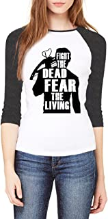 fear the walking dead t shirt