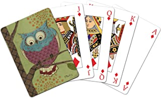 Best owl playing cards Reviews