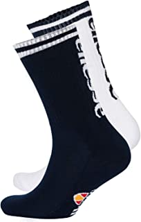 Mens Tomi Crew Socks - Pack of Two