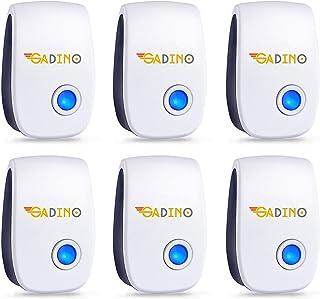 GADINO Repelente ultrasónico de plagas Enchufe Interior, Repelente electrónico y ultrasonido �...