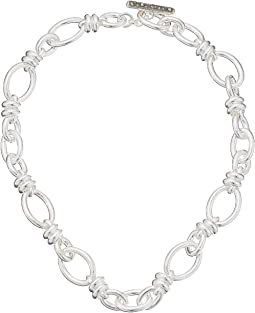 Rondelle  Chain Necklace 52cm