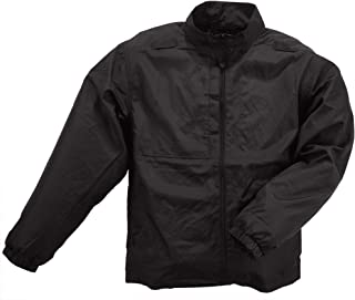 5.11 Tactical Lightweight Packable Jacket, Wind Resistant Nylon, YKK Zippers Hardware, Style 48035