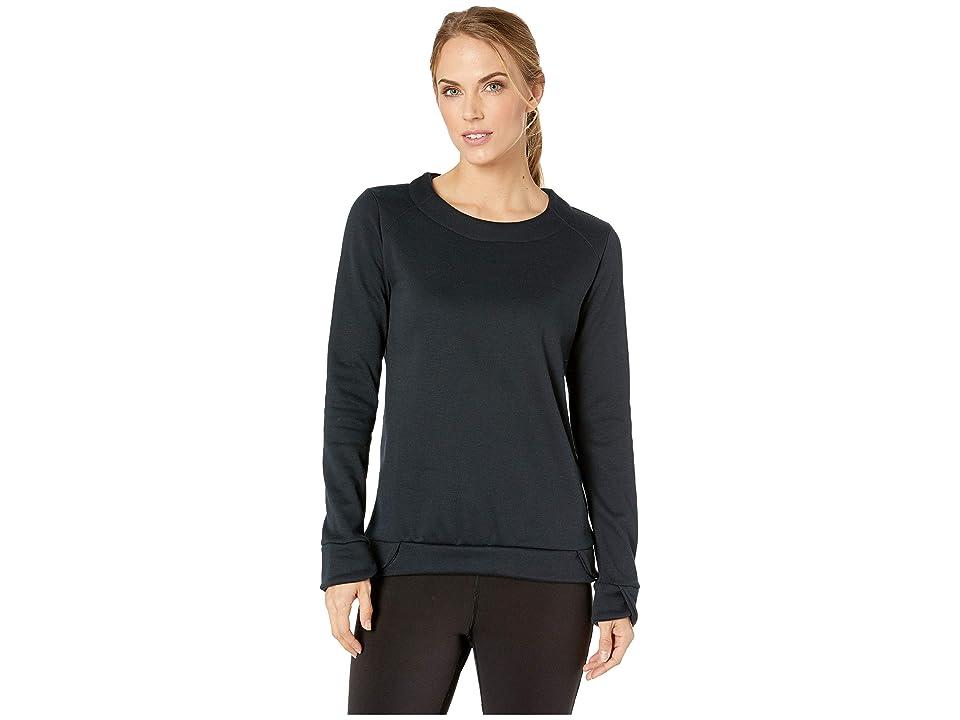 FIG Clothing Hux Sweater (Black) Women