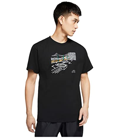 Nike SB SB Graphic Fill Sunday Shorts (Fossil) Men