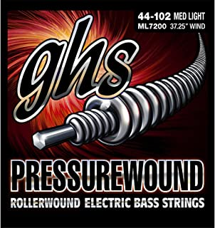 Ghs Bass Guitar Strings (ML7200)