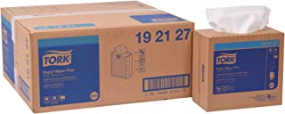 Tork 192127 Paper Wiper Plus, Pop-Up Box, 1-Ply, 9.25