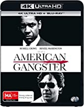 American Gangster (2007) [2 Disc] (4K Ultra HD + Blu-ray)