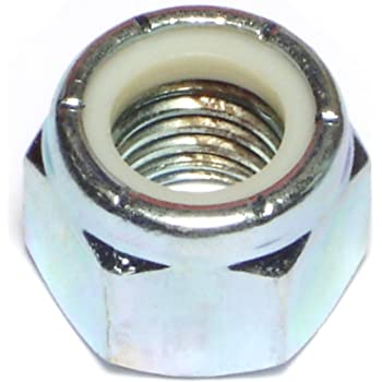 The Hillman Group 3354 7//16-20 Top Lock Nut Zinc Plated 10-Pack