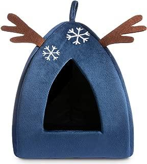 christmas tree pet bed