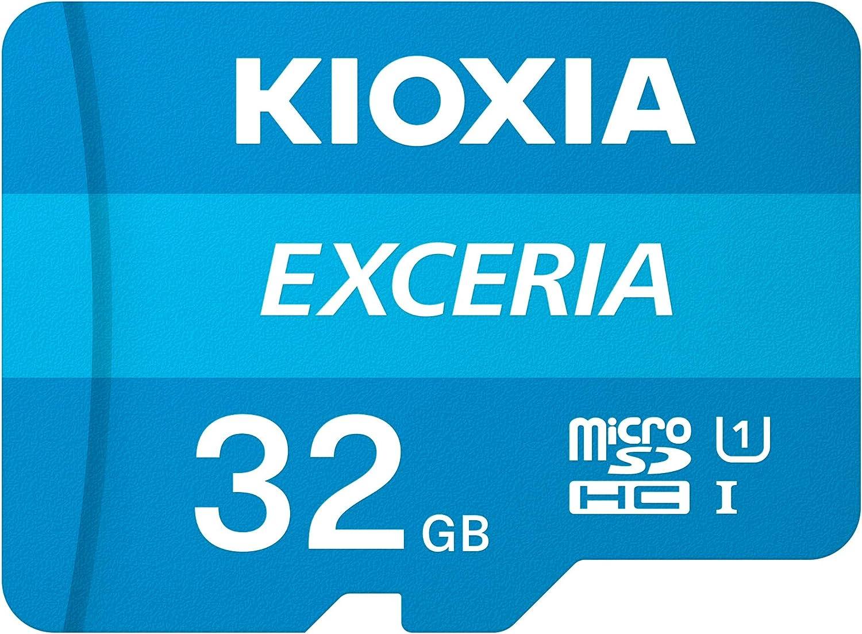 Kioxia 32Gb Exceria - Tarjeta de Memoria Micro SD