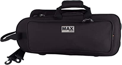Protec REDESIGNED Contoured MAX Trumpet Case with Sheet Music Pocket, Black (MX301CT)