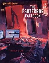 The Esoterror Fact Book: Esoterrorists Supplement