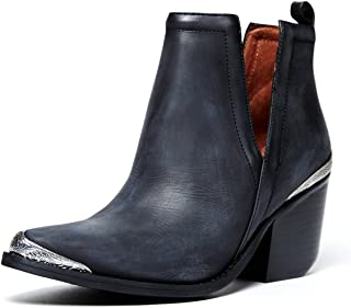Best jeffrey campbell cromwell black leather Reviews