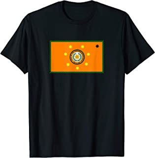 Cherokee Nation Flag Shirt - Cherokee T-Shirt