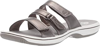 حذاء مفتوح ساحلي من كلاركس برينكلي