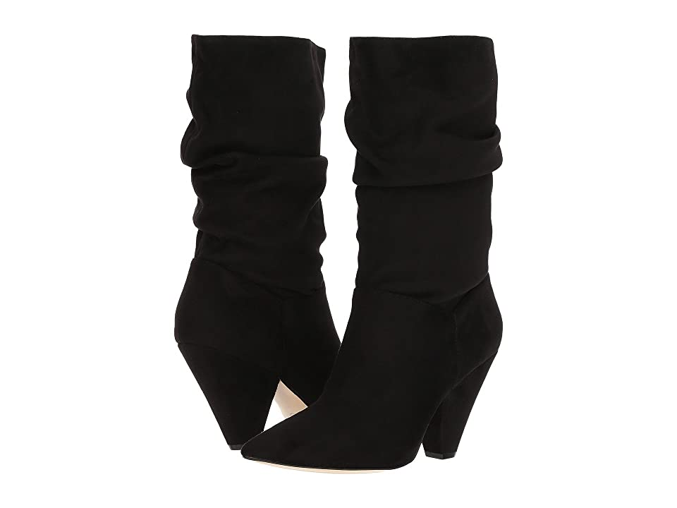 Chinese Laundry Rosa Boot (Black Suedette) Women