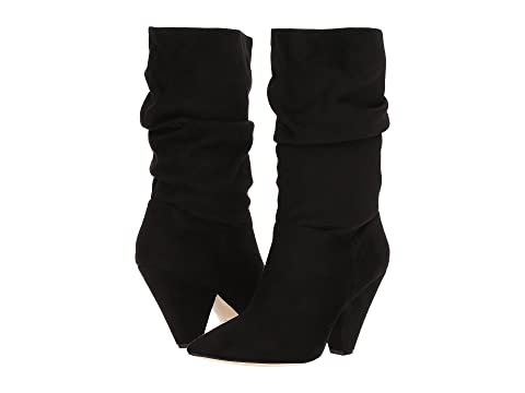 Chinese Rosa Black Suedette SuedetteMink Boot Laundry Yqv7qHw8Z