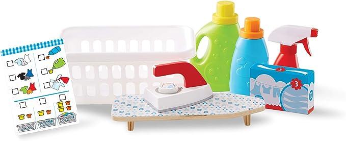 Kinderwaschmaschine - Melissa & Doug Waschzubehör