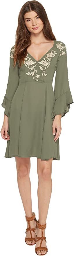 Stetson - 1403 Solid Crepe Dress