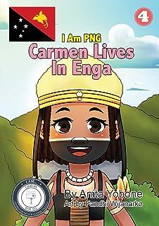 Carmen lives in Enga: I Am PNG