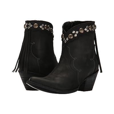 Old Gringo Ninna (Black) Cowboy Boots