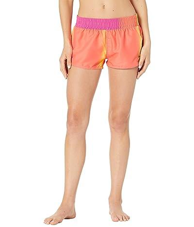 Volcom I Dip U Dip 2 Swim Shorts Women