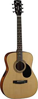 Cort 6 String Acoustic-Electric Guitar, Right Handed (AF510E OP)
