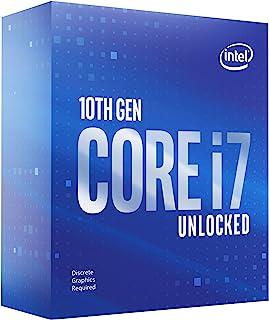 INTEL 第10世代CPU Comet Lake-S Corei7-10700KF 3.8GHz 8C/ 16TH BX8070110700KF【 BOX 】 日本正規流通品