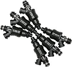 6 Pcs 23250-65020 Fuel Injectors Fits 89-95 Toyota Pickup 4Runner 3VZE 3.0L V6