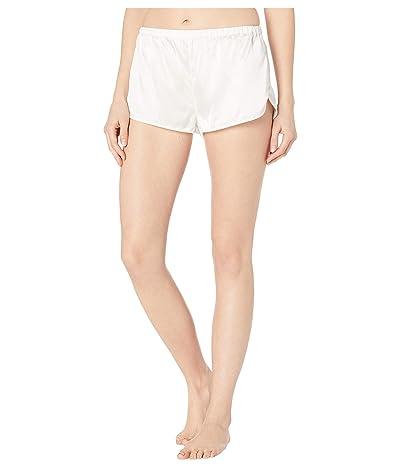 KIKI DE MONTPARNASSE Amour Tap Shorts (Ivory) Women