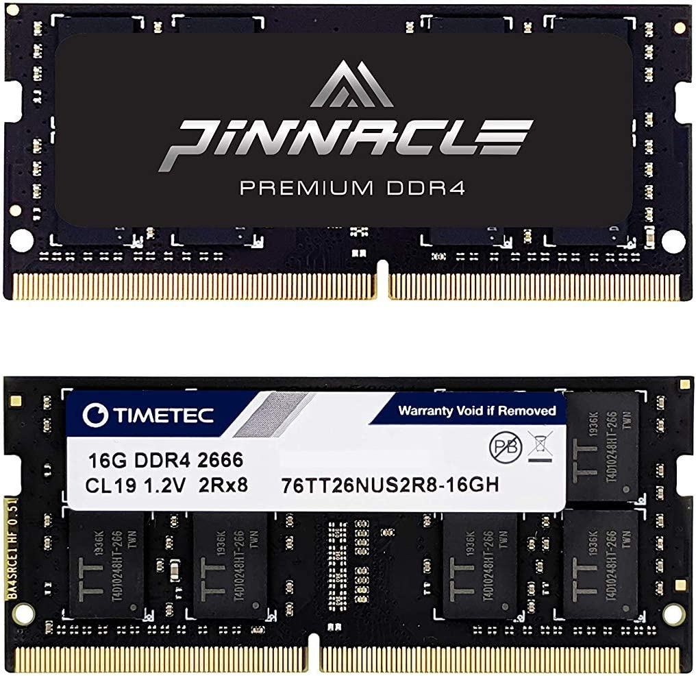 Timetec Pinnacle Hynix IC 16GB DDR4 Unbuffered PC4-21300 Fresno Mall High quality new 2666MHz