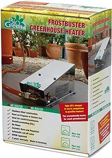 Bio Green MI800 - Calefactor para invernadero, anti escarcha