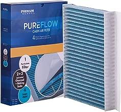 Pureflow Cabin Air Filter PC99158X   Fits 2014-18 Fiat 500L, 2016-18 500X, 2015-18 Jeep Renegade