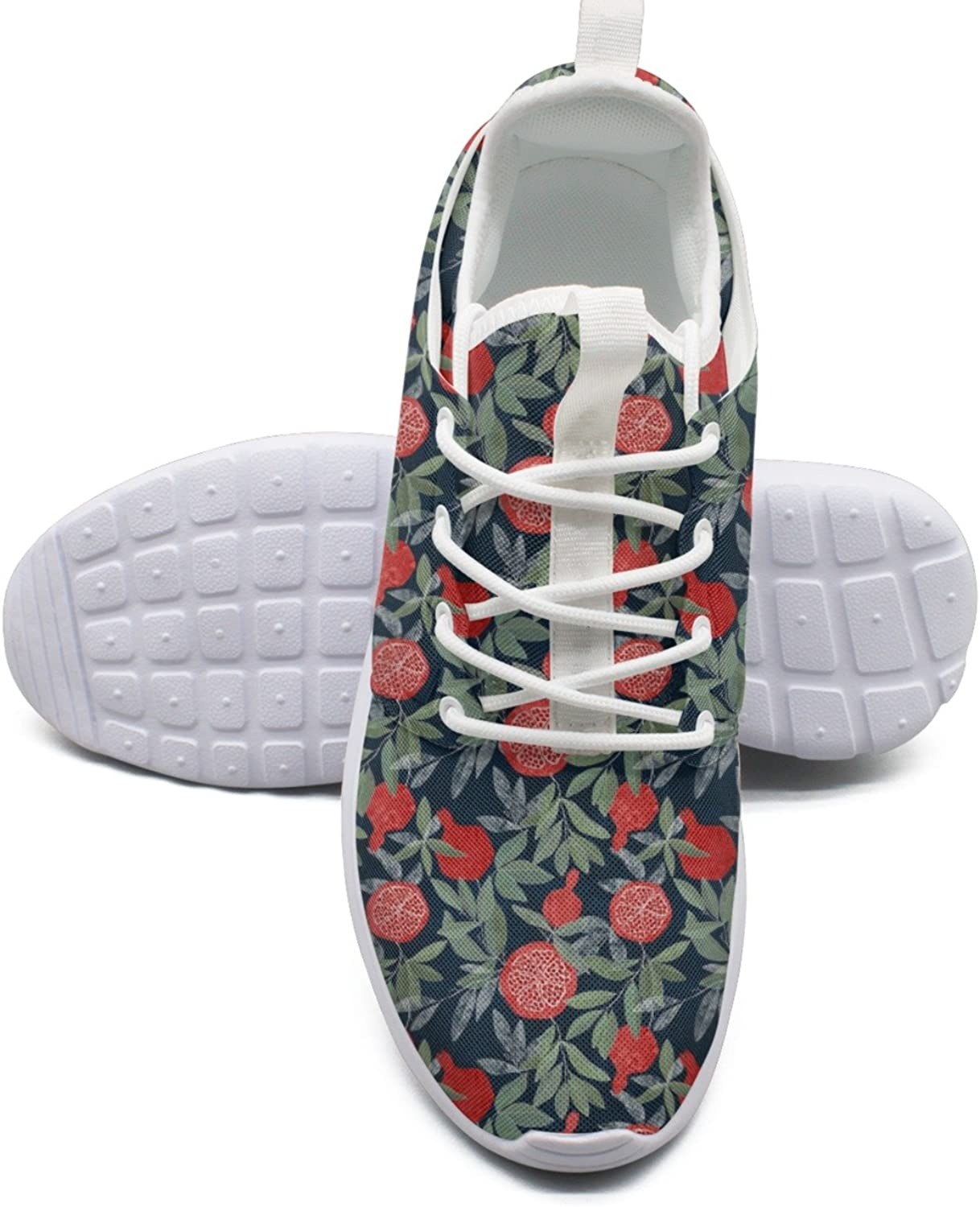 A Lot Of Pomegranates Womans Neutral Casual Running shoes Novelty Gift