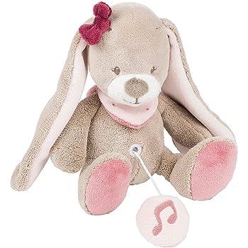 Nattou NA777087 Oso de peluche musical para beb/é