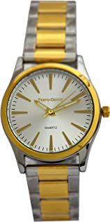 TREND DESIGN Casual Watch For Men Analog Stainless Steel - TD2