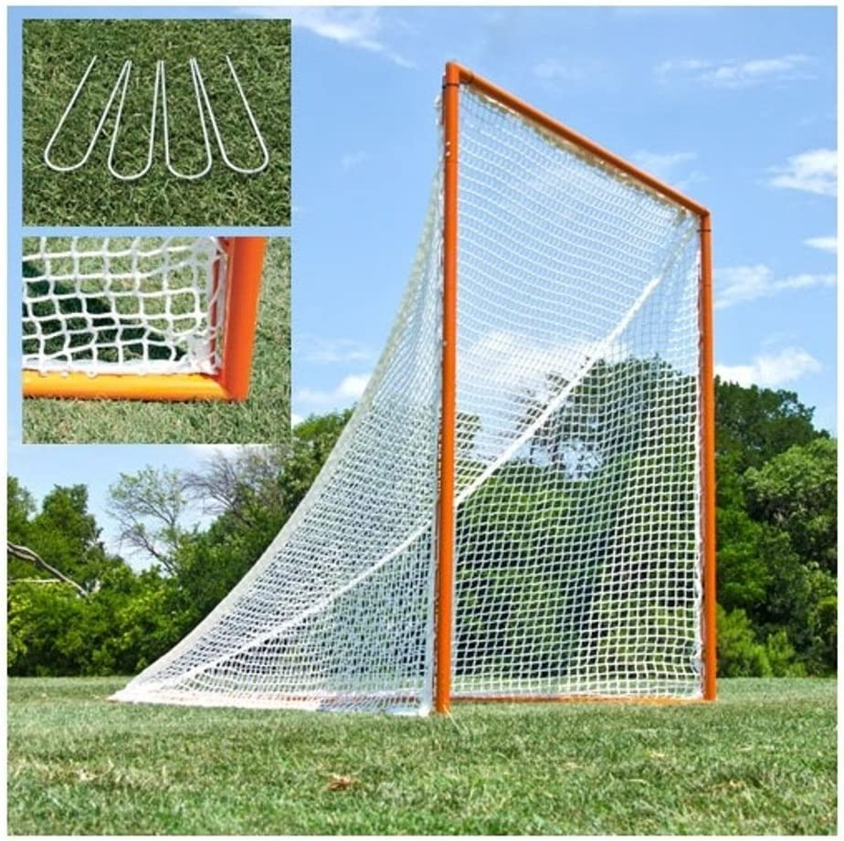 BSN Gifts New Orleans Mall Practice Lacrosse Goal Net and