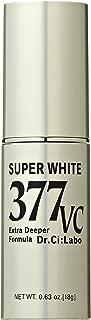 ドクターシーラボ スーパーホワイト377VC(ブイシー) 高浸透ビタミンC 美容液 単品 18g